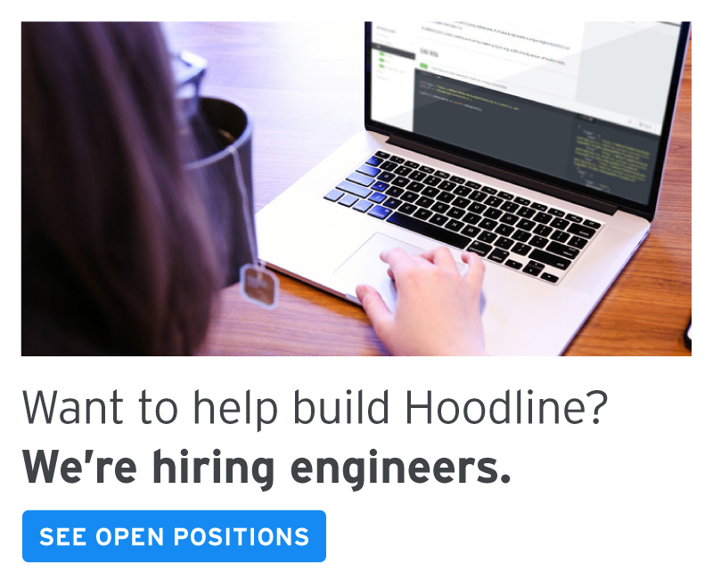 Now Hiring at Hoodline