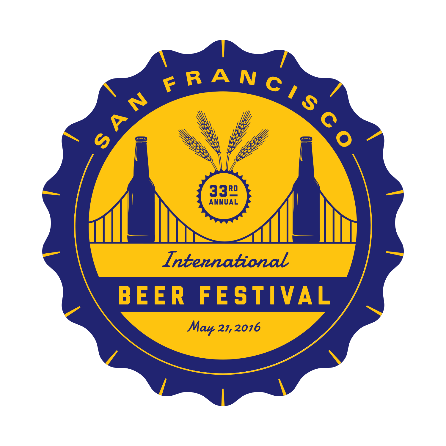 33rd annual san francisco international beer festival for Craft beer san francisco