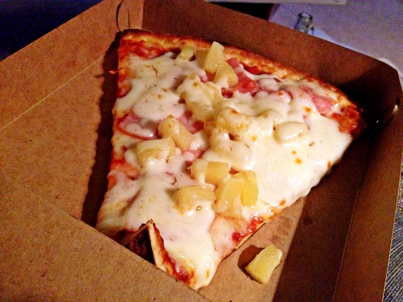 Hawaiianpizza