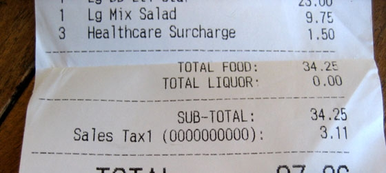 Surcharge pic 1