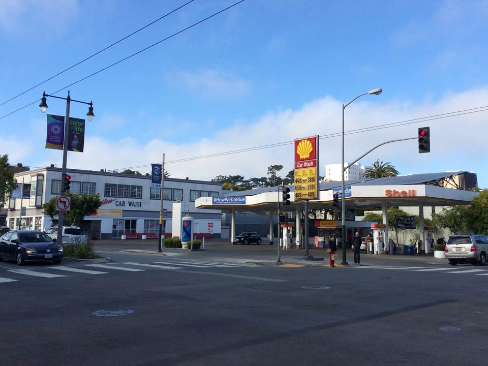 Plans Filed To Replace Divisadero Car Wash With Six Story