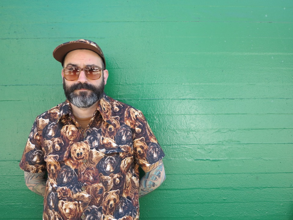 North beach artist jeremy fish talks sf history and his for Jeremy fish art
