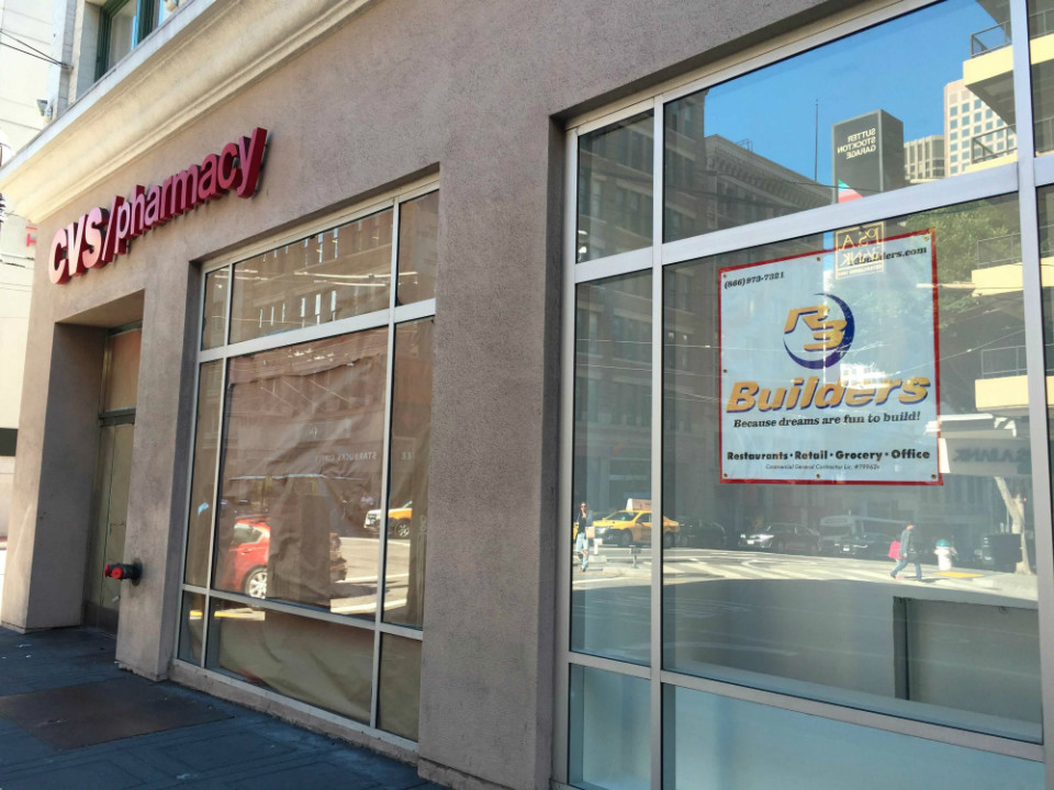 Mysterious Cvs At Sutter Stockton To Open In 2016 Hoodline