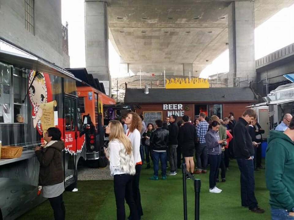 G food truck lounge cmp