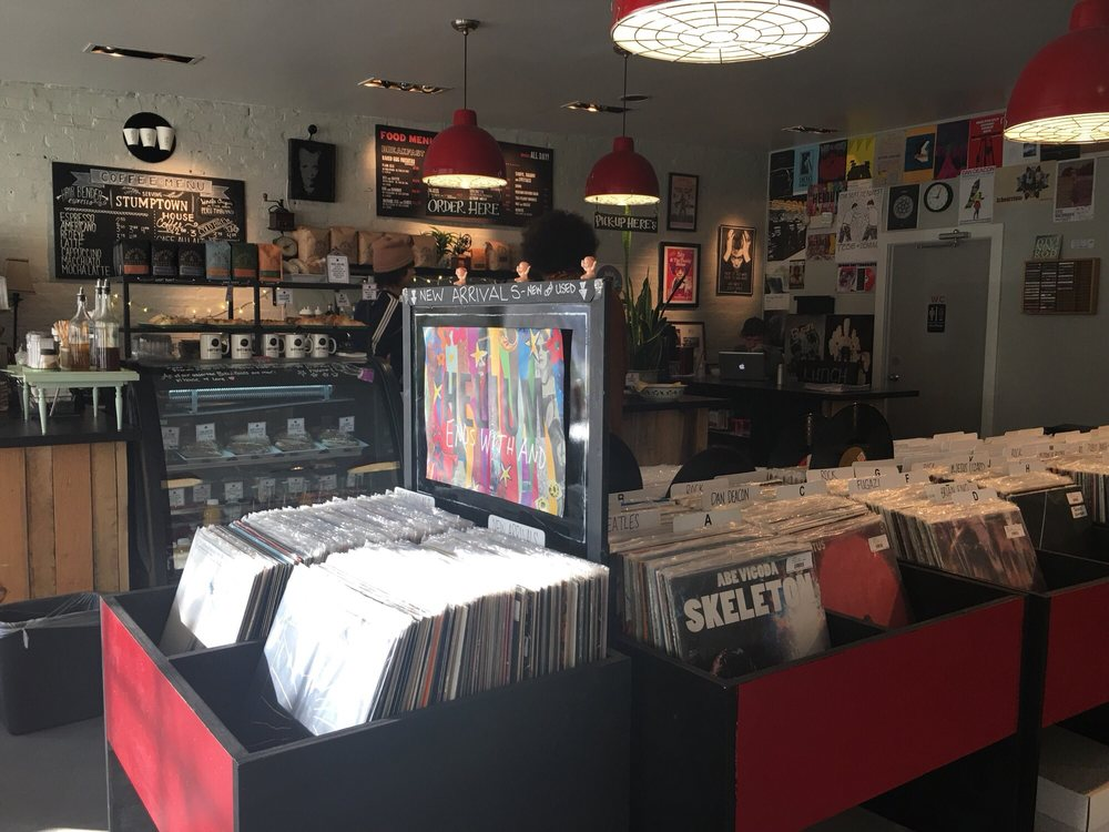 records Vital Vinyl: Baltimores 5 Best Record Shops To Visit Now
