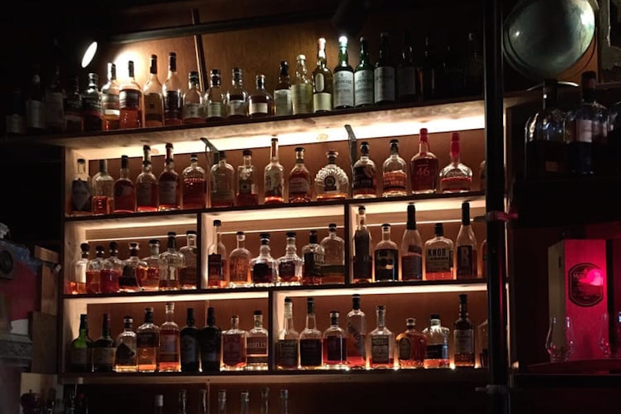 The Whiskey Parlor Bottoms Up: The 3 Best Whiskey Bars To Check Out In Detroit