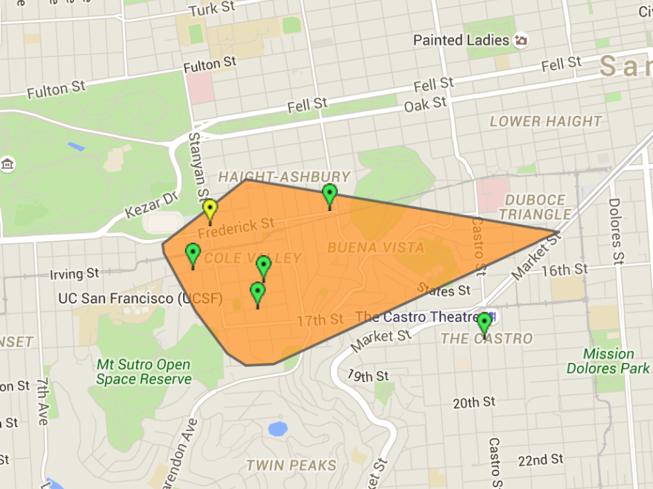 Blackout Affects Cole Valley, Corona Heights Residents ...