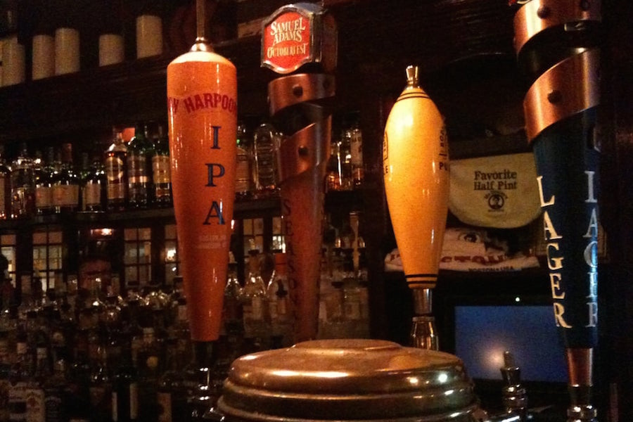 Beers On Tap Bottoms Up: Bostons Top Rated Pubs