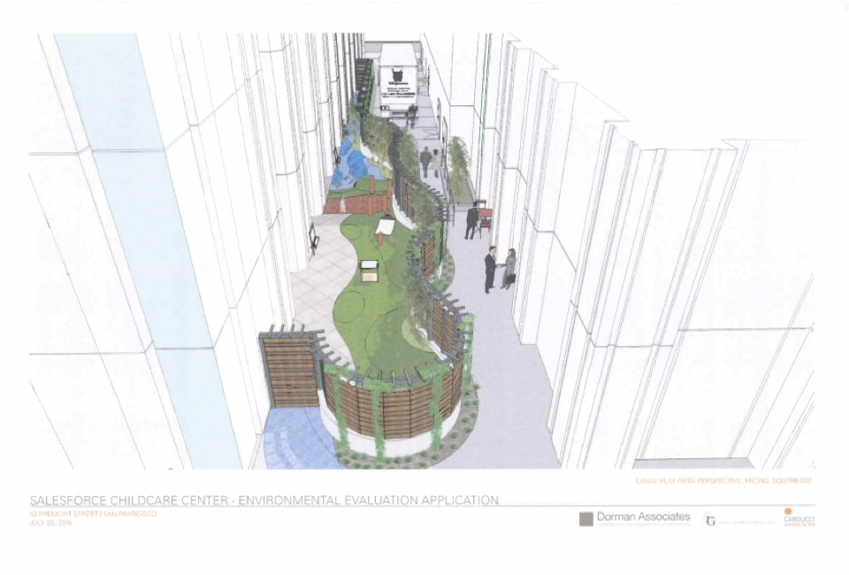 salesforce looks to replace 50 fremont public space with private
