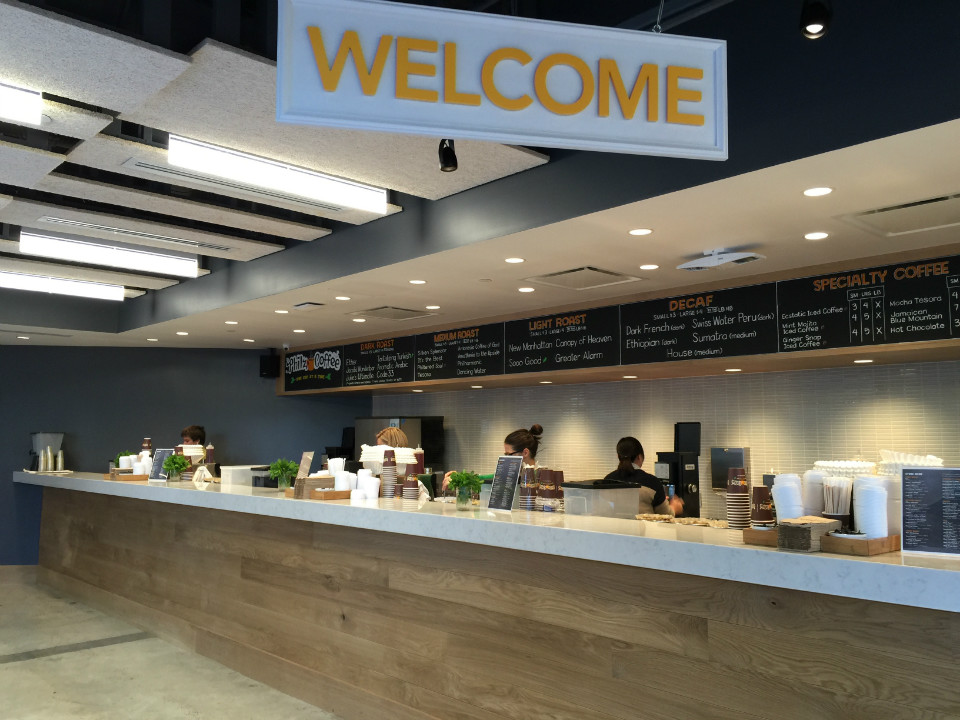 Philz Coffee Unveils Embarcadero Center Location, Its