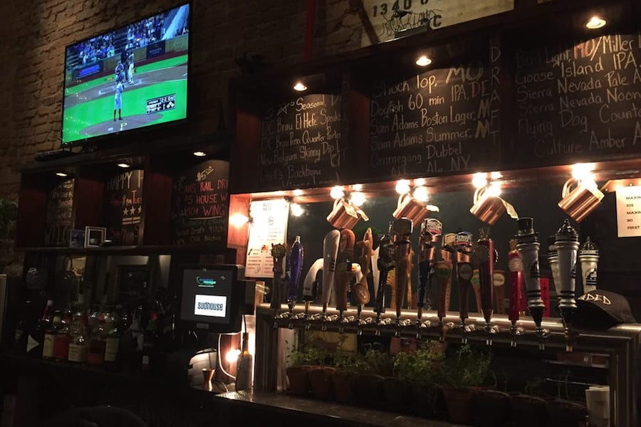 Batter up: Watch the World Series at one of Washington's top