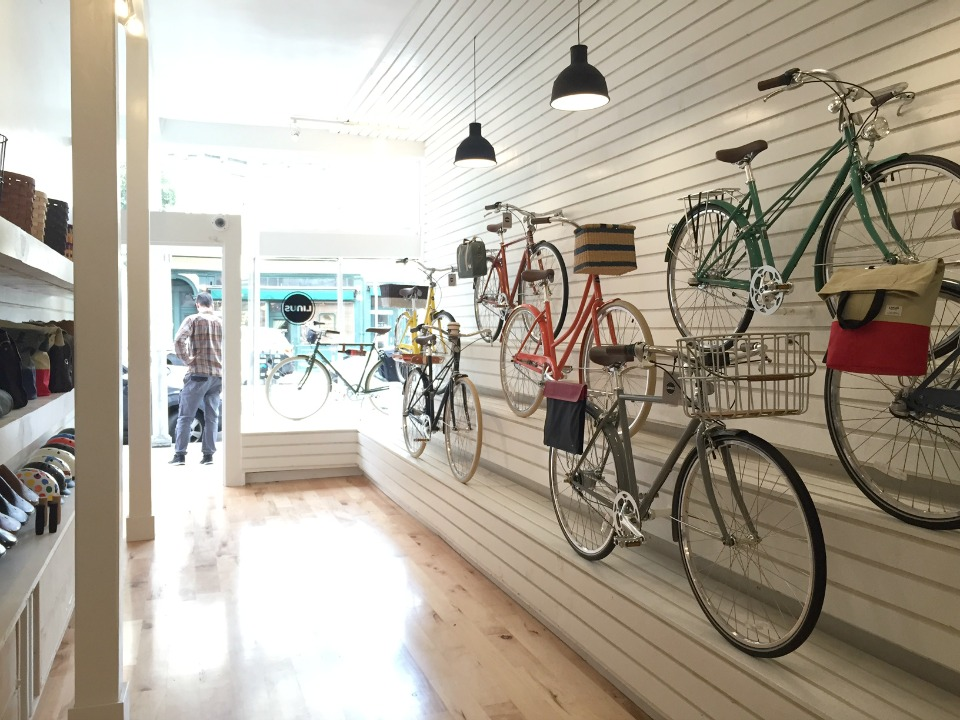 French Inspired Linus Bikes Rolls Into Hayes Valley Hoodline
