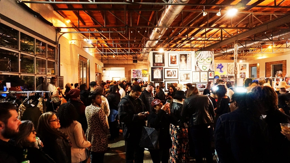 SF weekend events, indoors edition: Chocolate and local art, international hip-hop dance, & fashion