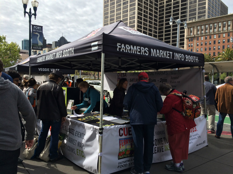 Farmers Market Open During Super Bowl City But Beware Of Buyouts At
