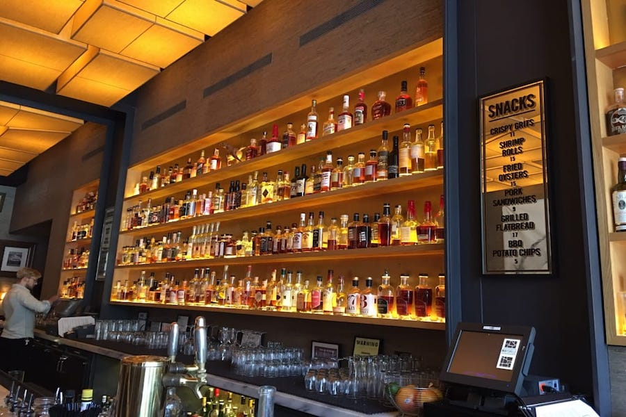 o 51 The 5 Best Whiskey Bars In New York City