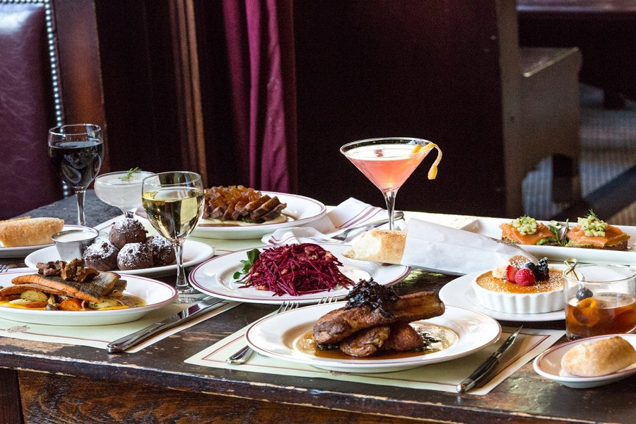 Gaslight Check Out The 3 Most Popular Restaurants In Bostons South End
