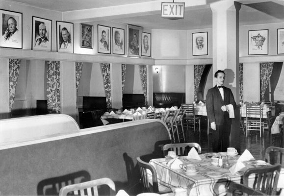 Famous fidi restaurants then now hoodline for American cuisine san francisco