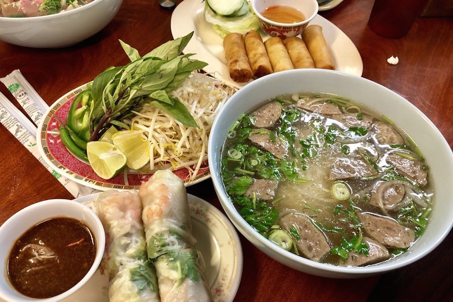 The 4 Best Vietnamese Spots To Check Out In Fresno Hoodline Abc30 Fresno