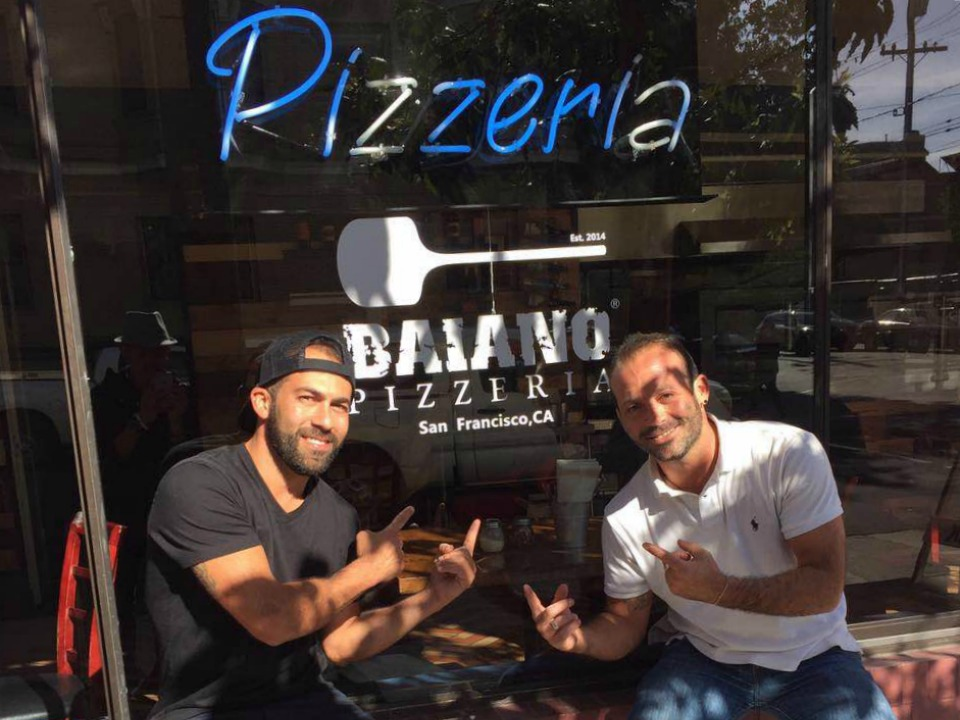 Bruno Matos Gallery: Baiano Pizzeria Settles Into New Gough Street Location
