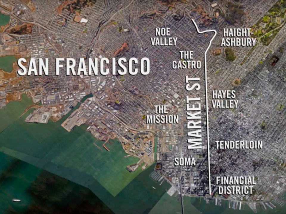 VICE Takes A Video Tour Of San Francisco Gentrification  Hoodline