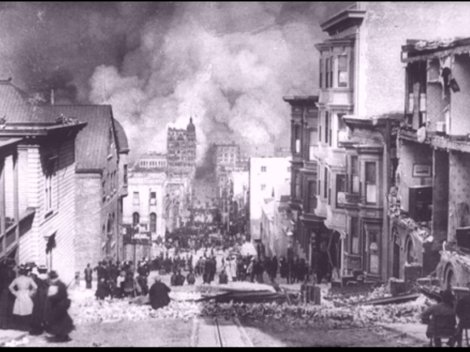 110 Years Later: What If The 1906 Earthquake Struck Today