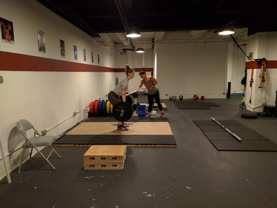 the dungeon gym sf