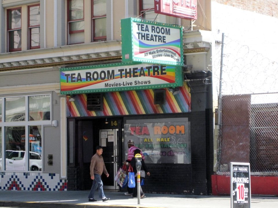 from Miles san francisco gay tearooms