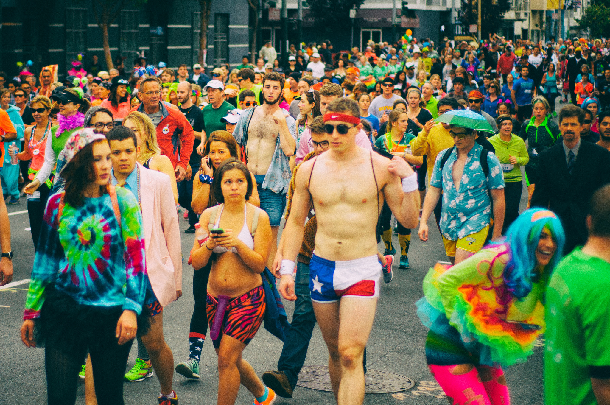 traffic alert: bay to breakers street closures, reroutes to hit city