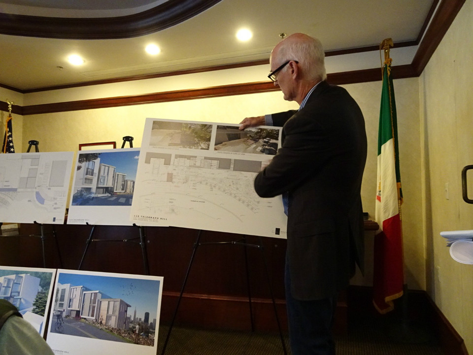 Construction To Start Soon On Controversial Telegraph Hill