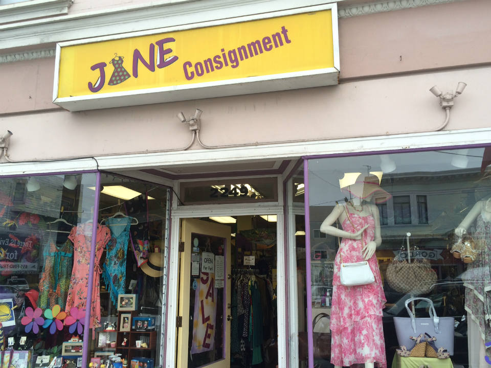 5ffed74f09 Celebrating 15 Years With Clement Street s JANE Consignment