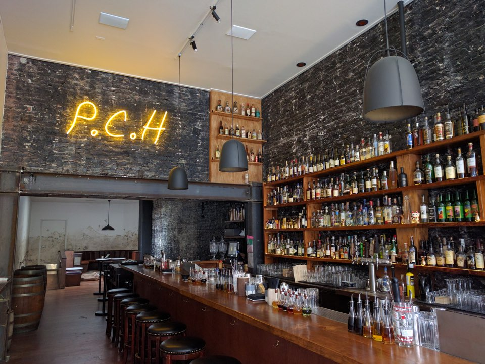 Inside P C H  & Tratto, The Tenderloin's Newest Cocktail