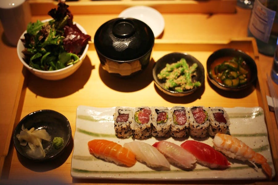 Try These Sushi Restaurants in New York 2