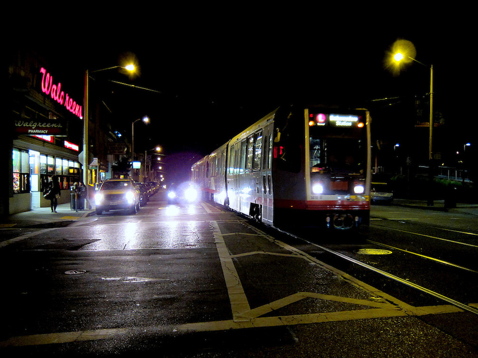 The l taraval at 22nd avenue by jeff rosen