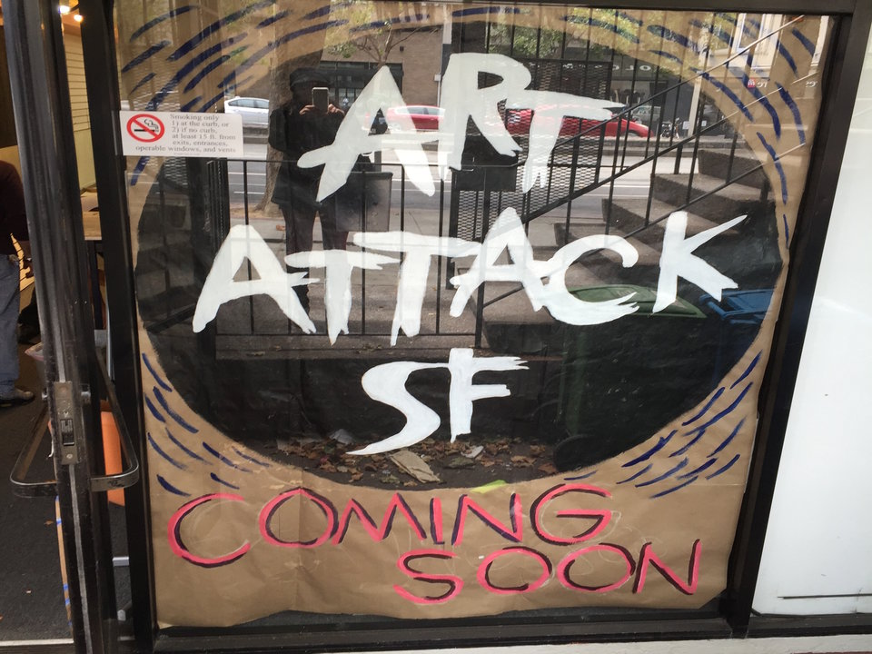 Rsz art attack moving to castro