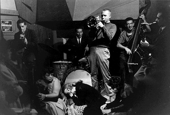 Beattour the cellar 1959  sc 1 st  Hoodline & North Beach History: When Bebop Filled The Night | Hoodline