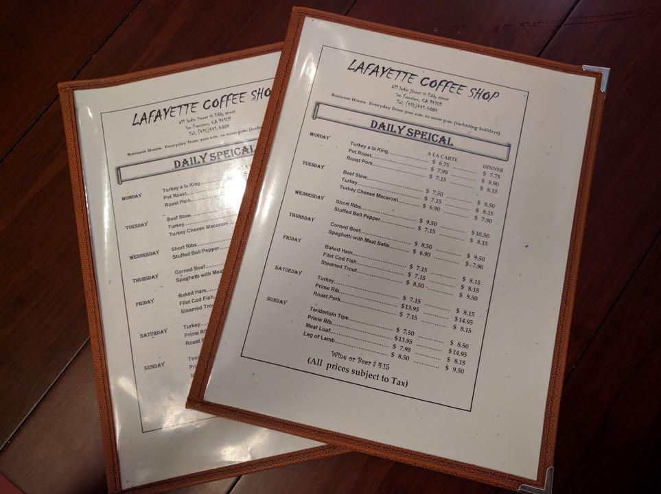 Lafayette Coffee Shop Lives On With New Location At Larkin