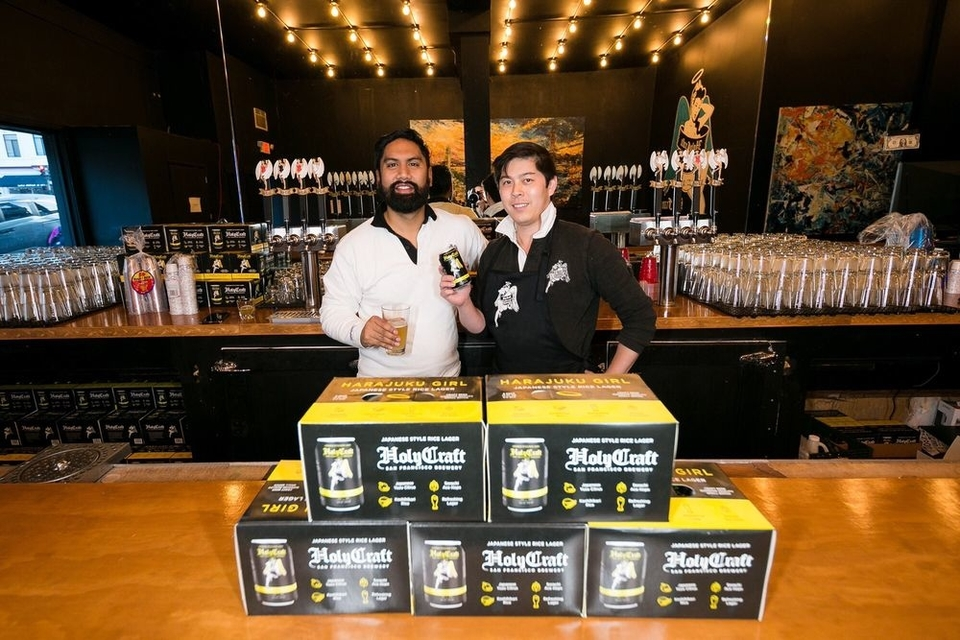 Sf Eats Holy Craft Brewery Debuts Chinatown Taproom