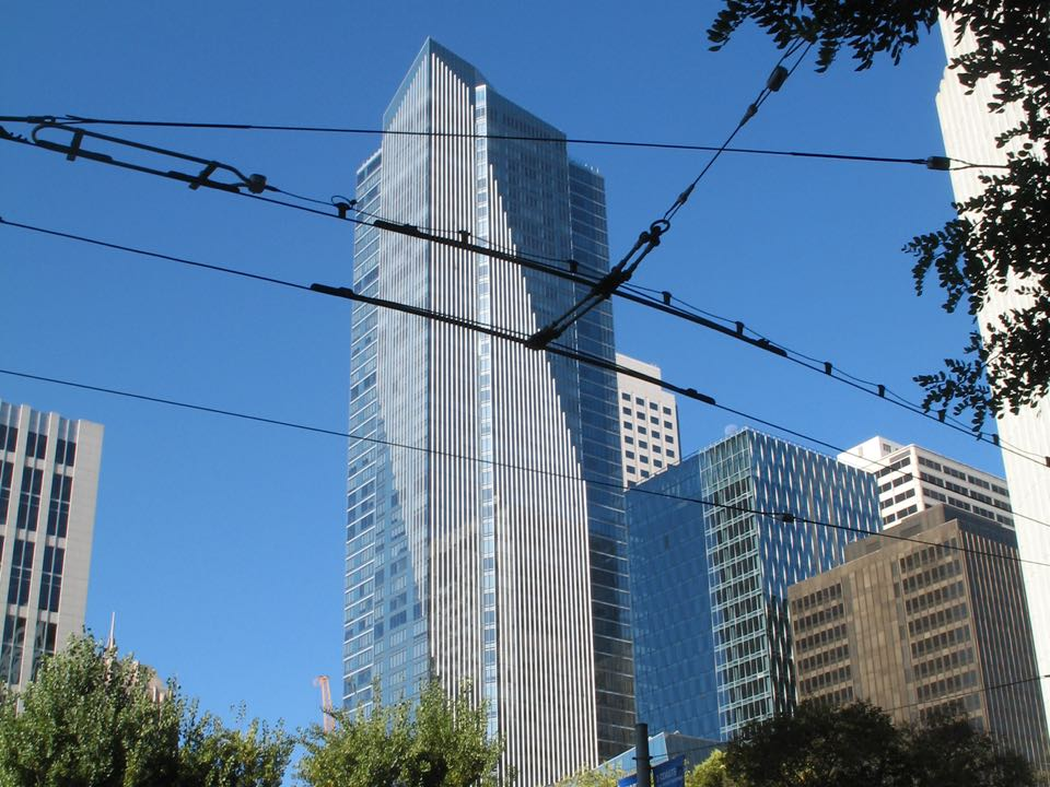 Millennium Tower May Be Sinking Tilting Even More Than