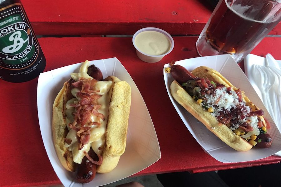 Hot Dogs in New York City 5