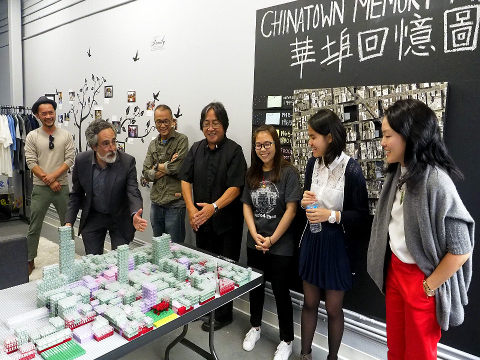 Made In Chinatown Exhibit Celebrates 25 Years Of Youth