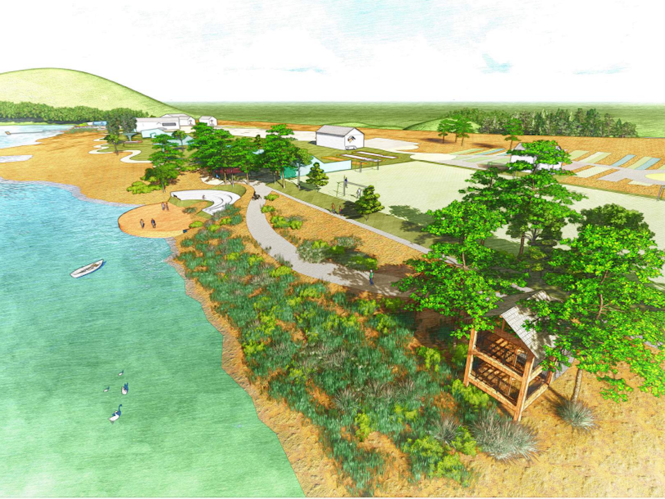 Lake merced west proposal