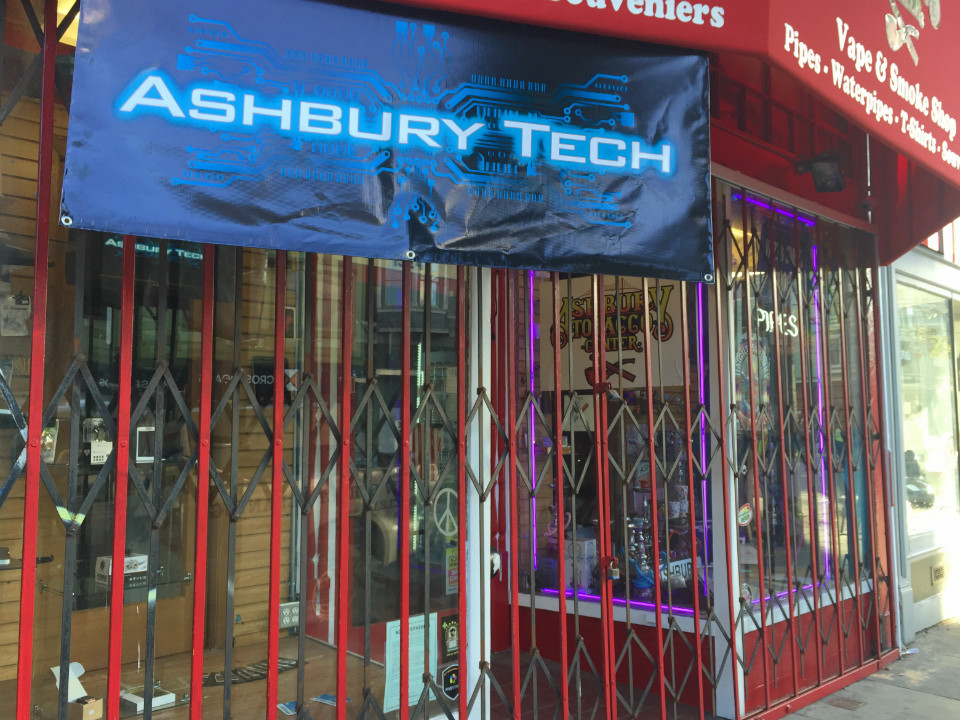 Ashbury tech