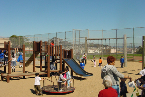 Alice chalmers playground