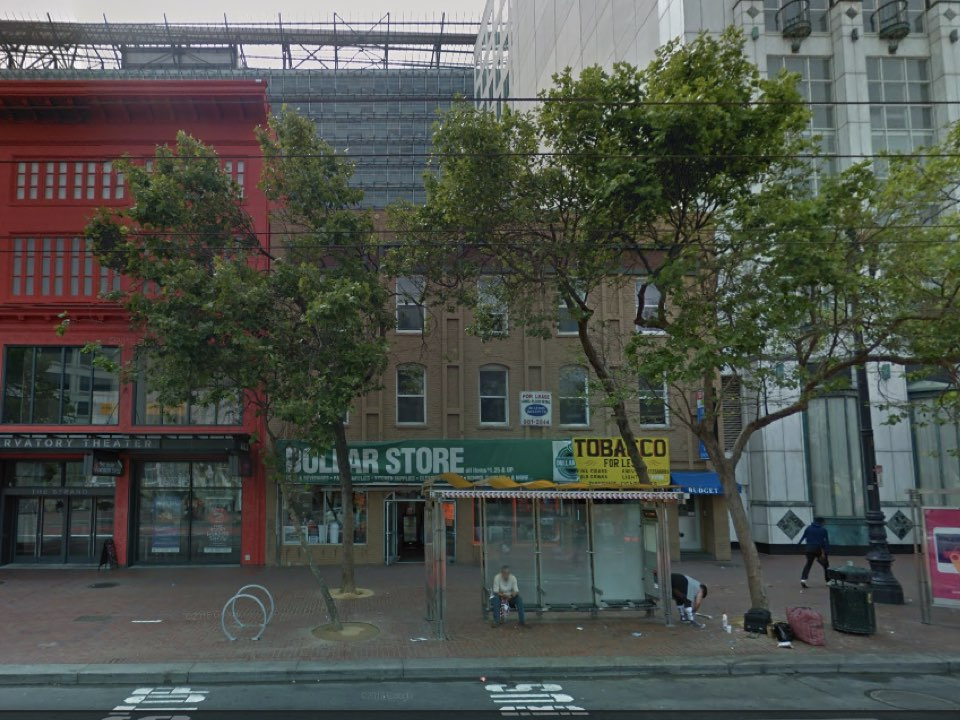The National Hotel Center Will House 90 Chronically Homeless People By Early Next Year Photo Google Maps