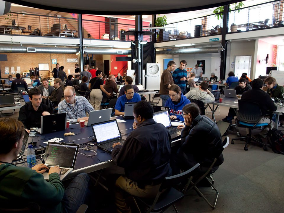 San francisco tech workers hackathon