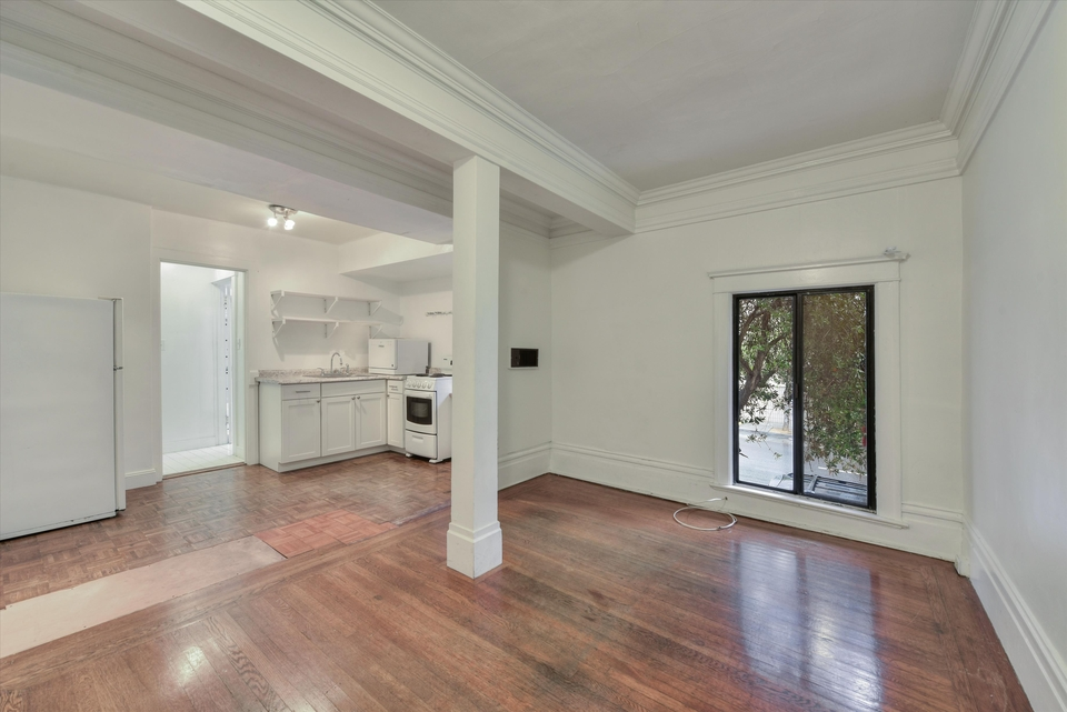 The cheapest apartment rentals in Lower Pac Heights, right now