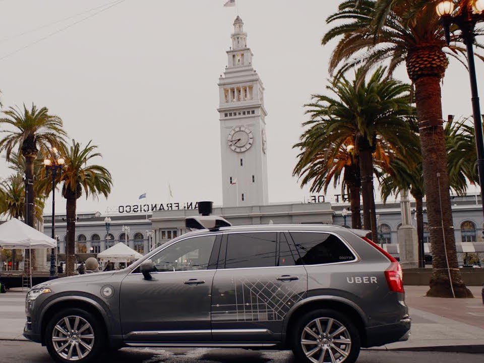 California's Fight with Uber's Self-Driving Car