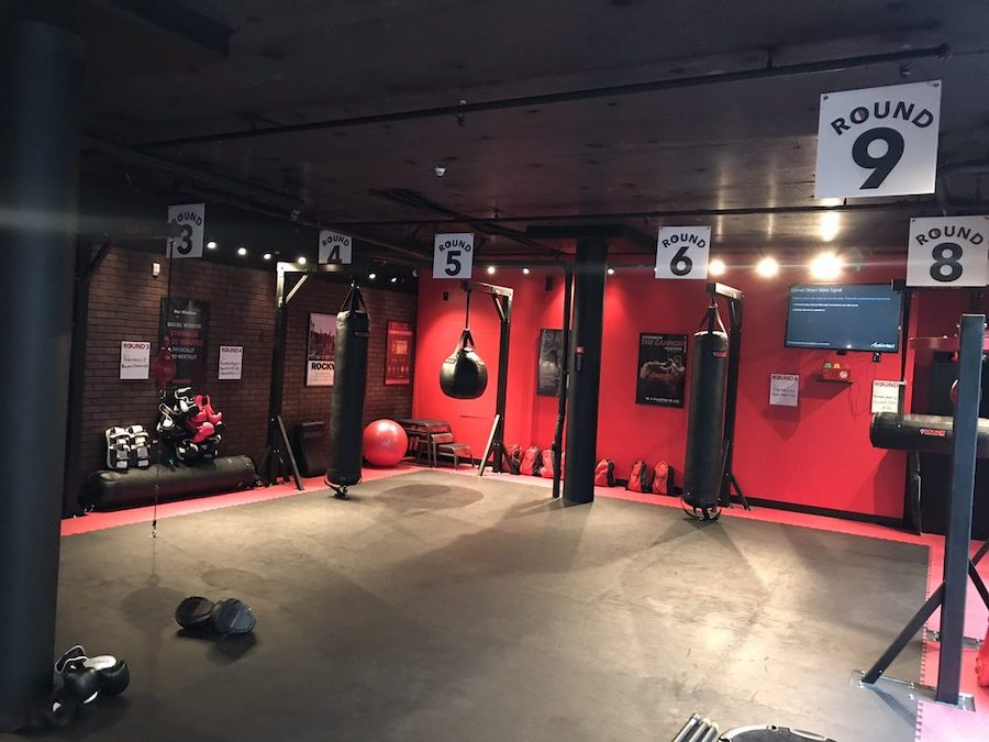 New gym 9round Kickboxing arrives in Emeryville