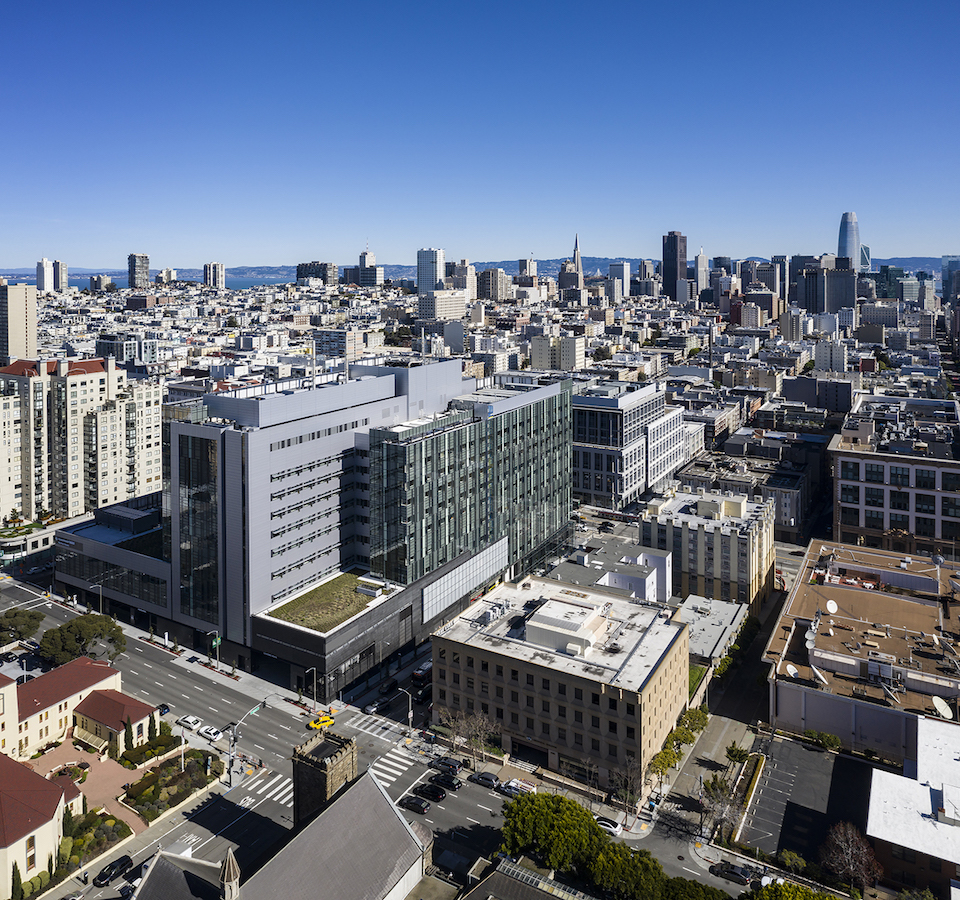 Sutter Health's Van Ness hospital campus opens Saturday, after 5