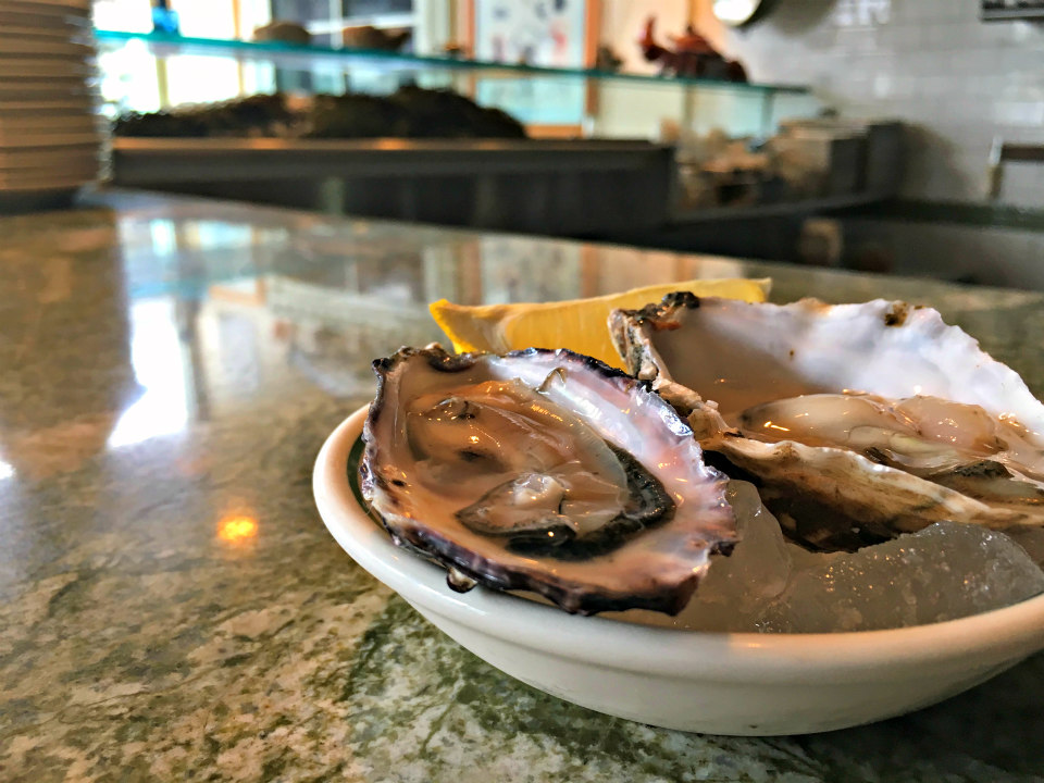 Woodhouse fish co to continue shucking oysters at church for Woodhouse fish co